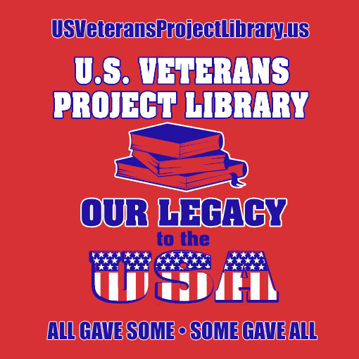 U.S. Veterans Project Library graphic