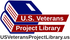 logo for U.S. Veterans Project Library