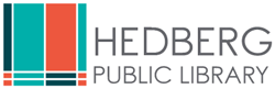 logo for Hedberg Public Library