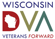 logo for State of Wisconsin Department of Veterans Affairs