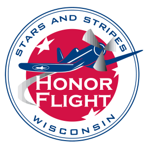 logo for the Stars and Stripes Honor Flight