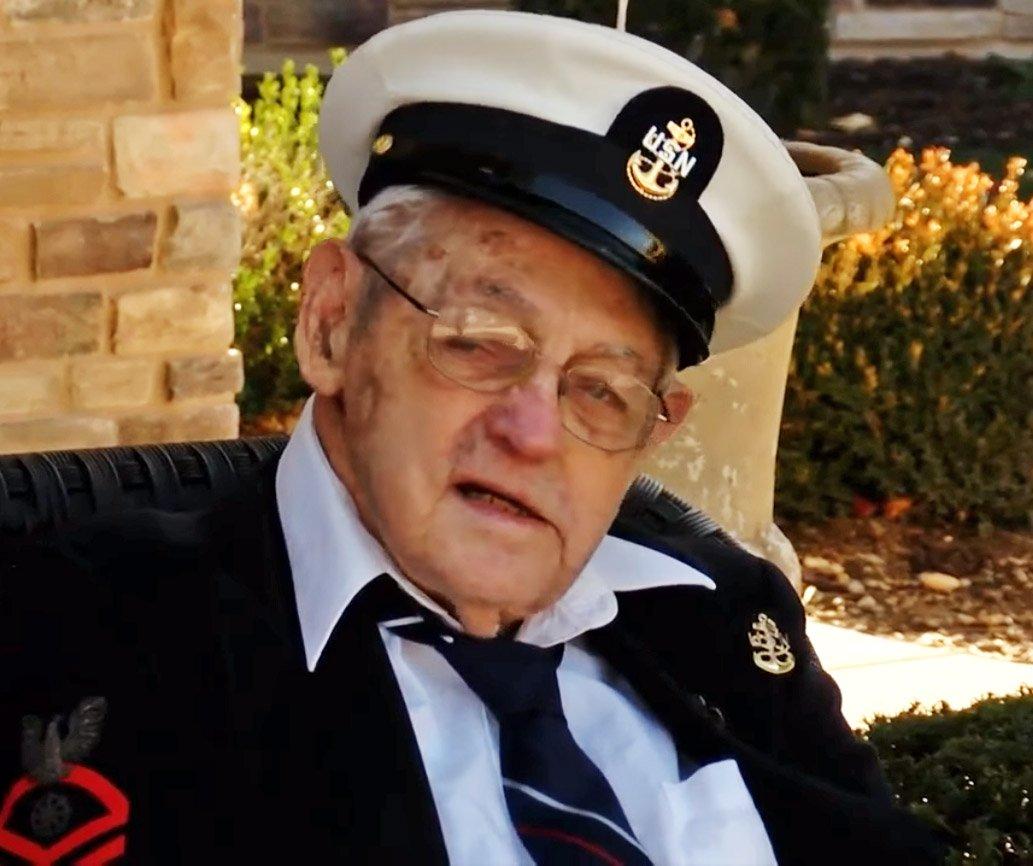 Stan Van Hoose celebrates 100th birthday
