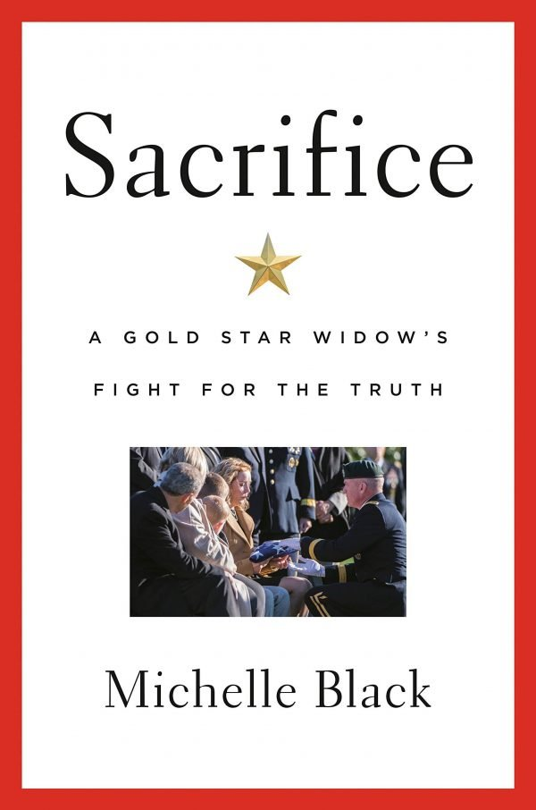 cover for Sacrifice: A Gold Star Widow's Fight for the Truth